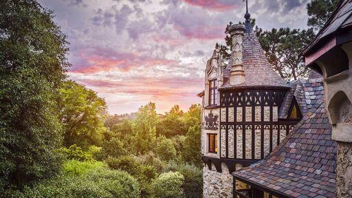 Castle Keep Tower