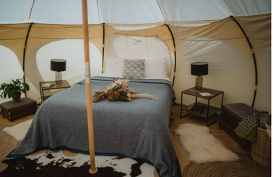 Glam Camping Queenstown Glamping
