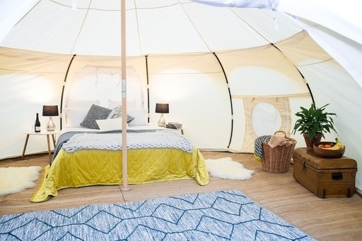 Glam Camping Queenstown