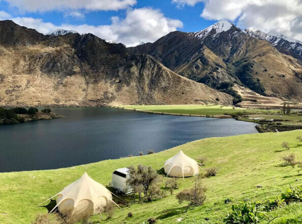 Glam Camping Queenstown - Glampingown