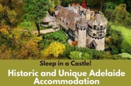 Unique Adelaide Accommodation
