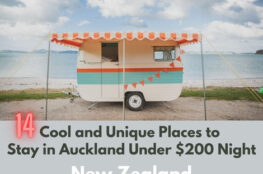 14 Cool and Unique Places to Stay in Auckland