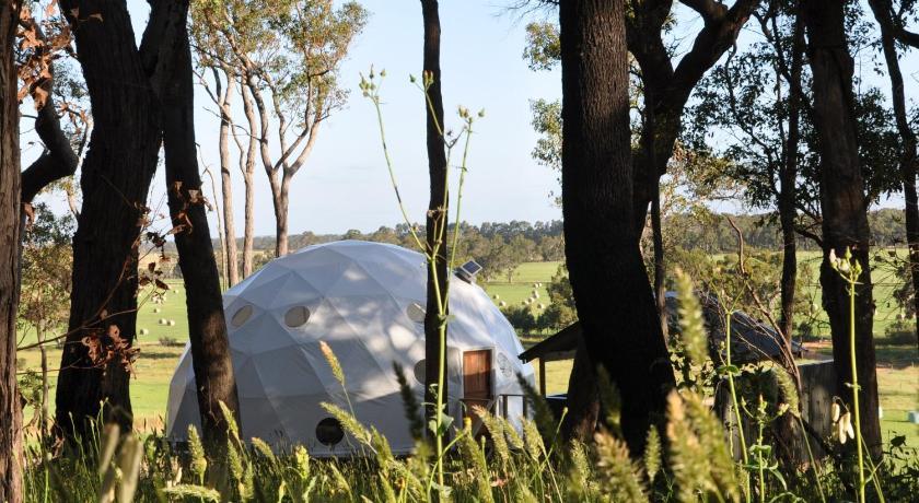 Geodesic Dome - Margaret River Glamping WA