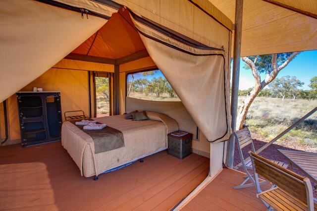 Karijini Eco Retreat Camping