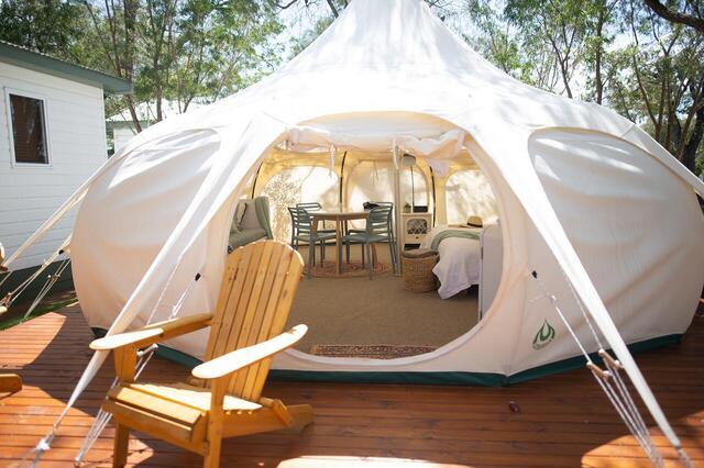 Mandalay Holiday Resort  - Western Australia Glamping