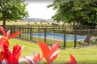 Railway Cabin Swimming Pool