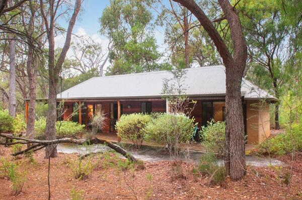 Forest Rise Chalets and Lodge - eco Margaret River Accommodation