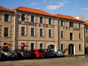 Henry Jones Hotel - Heritage Tasmania Hotel