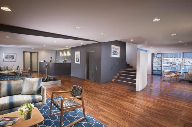 Somerset Pier Apartments Interior - Luxury Hobart Accommodation