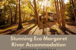 Stunning Eco Margaret River Accommodation