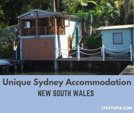 Unique Sydney Accommodation
