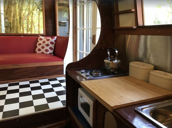 Eco Stay NSW - Tiny Boathouse