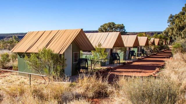 Kings Creek Station - Unique Northern Territory Accommodation