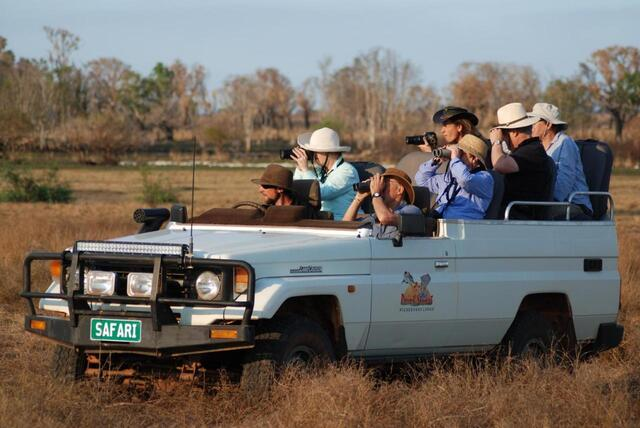 Point Stuart Wilderness Retreat Safari - unique Northern Territory Accommodation