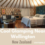 Cool Glamping Near Wellington