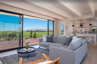 The Nineteenth Vineyard Accommodation - winery accommodation in Blenheim