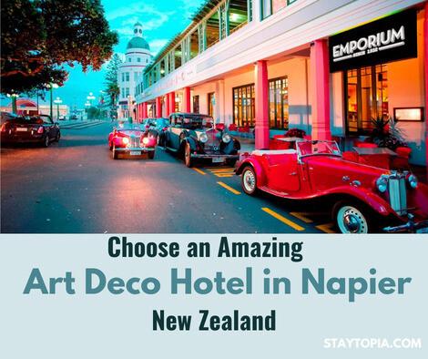 Art Deco Hotel Napier