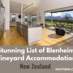 Stunning List of Blenheim Vineyard Accommodation