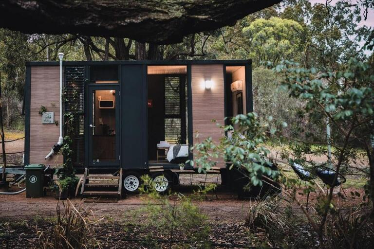 Tiny House Accommodation NSW Getaway