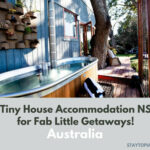 Tiny House Accommodation NSW